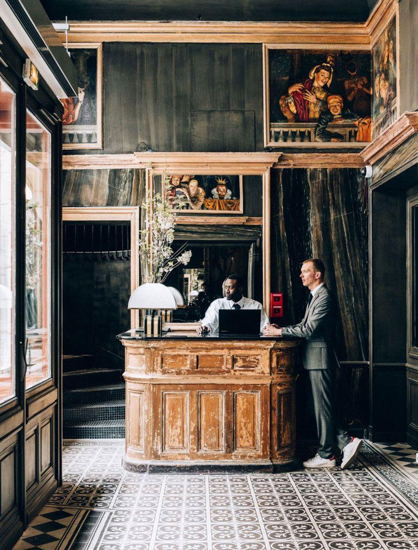 Hotel The Originals Restaurant Les Ormes Ex Relais Du Silence Barneville Carteret France
