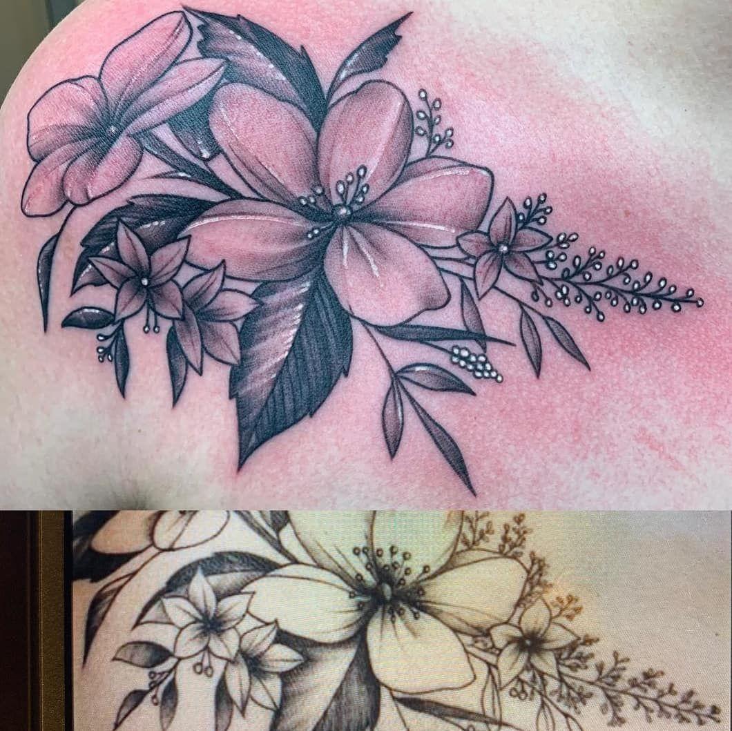 Club tattoo on instagram fun piece i got to do with her