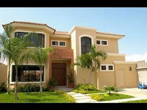 10 Hermosas Fachadas De Casas De Una Planta Casas De Una Planta Fashadas De Casas House