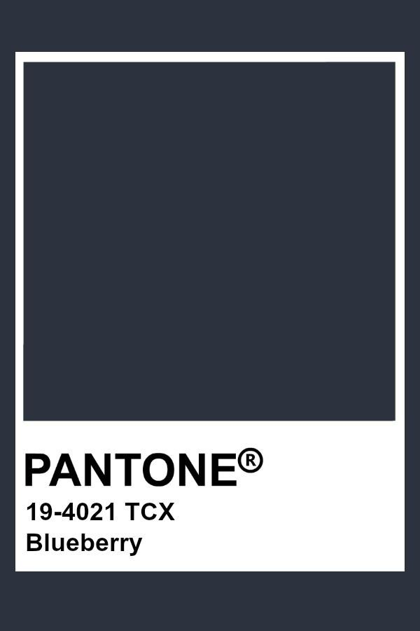Pantone Blueberry Pantone Colour Palettes Pantone Color Pantone Palette