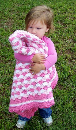 Shells of love baby blanket crochet pattern by darleen hopkins shells of love baby blanket crochet pattern by darleen hopkins cbydh dt1010fo