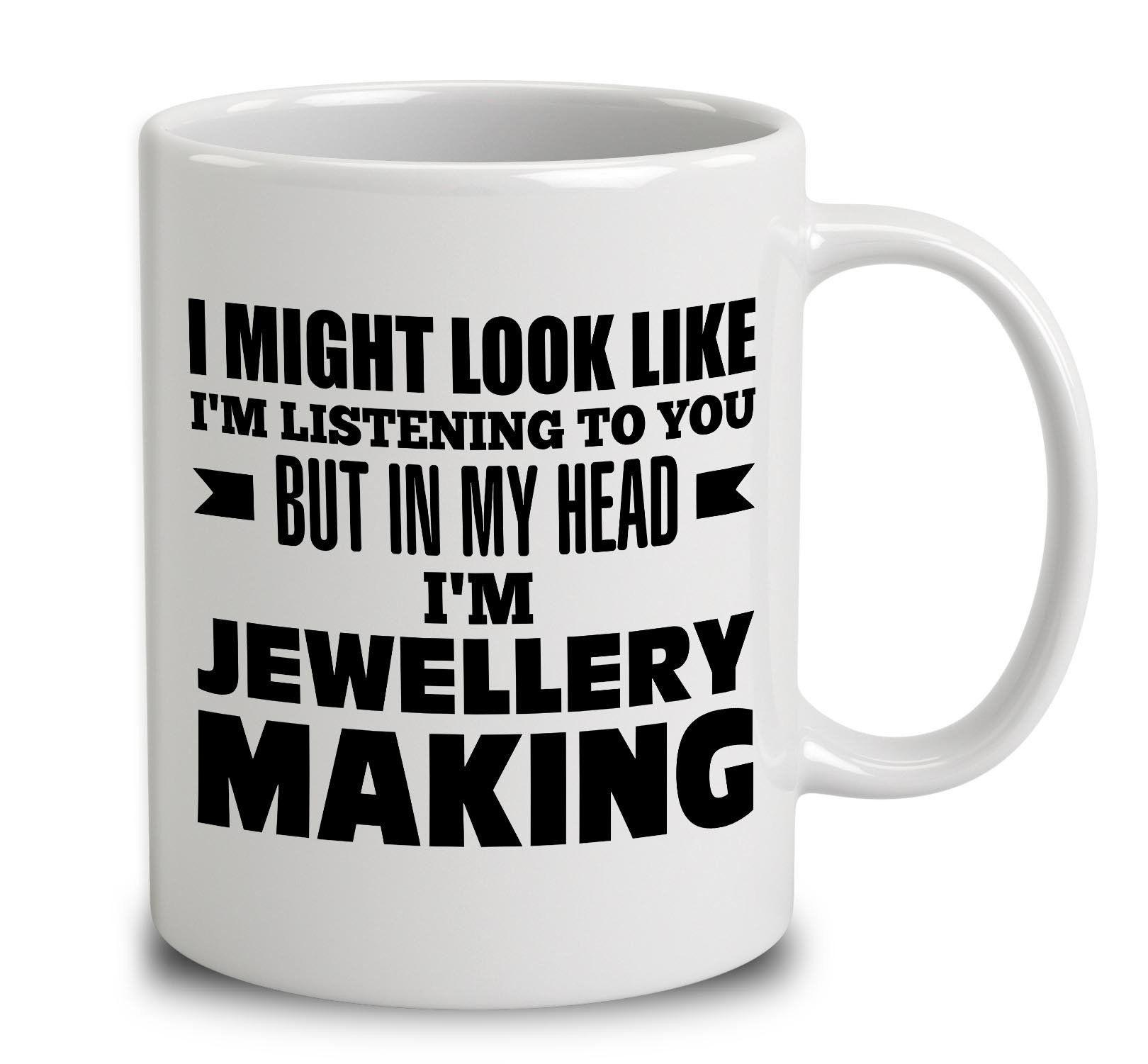 In My Head I'm Jewellery Making