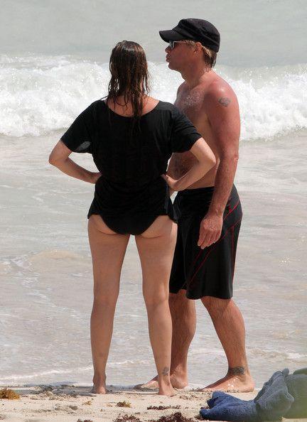 nude wives public gif