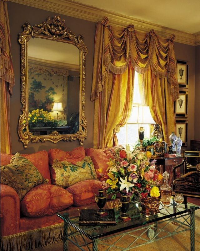 Classical Interiors, Timeless Elegance, Old World