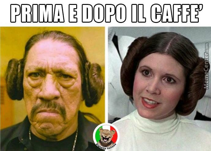 Vignette Bambini ~ Prima e dopo il caffè cose divertenti pinterest humor and meme