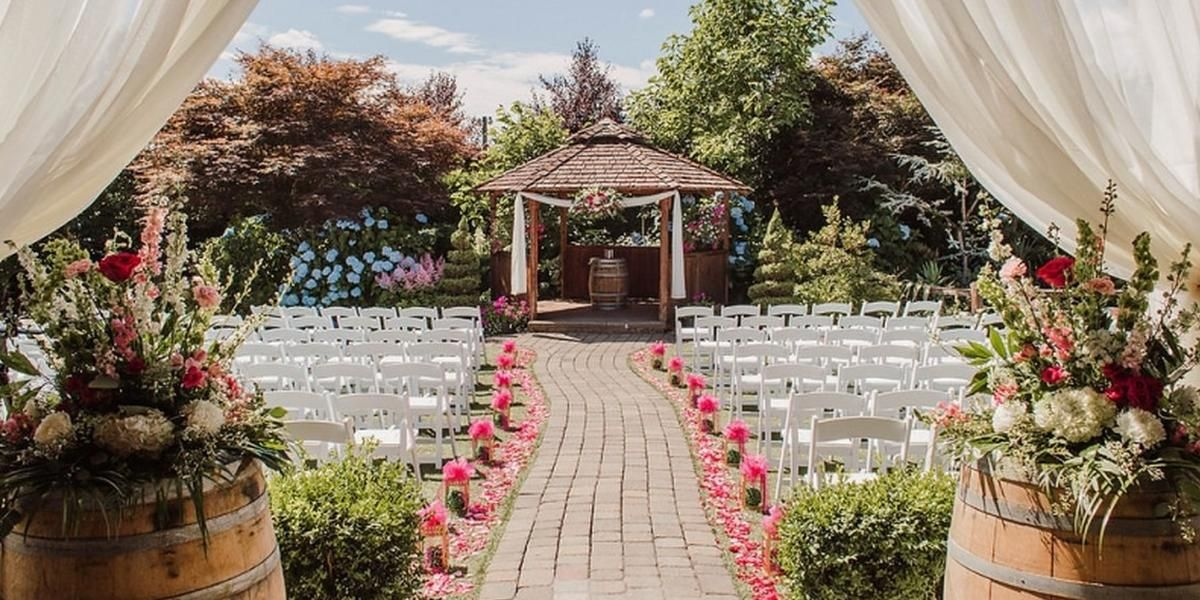 Winding Path Gardens Weddings Price Out And Compare Wedding Costs For Wedding Ceremony And Reception Venues In A Wedding Venues Outdoor Wedding Venues Venues