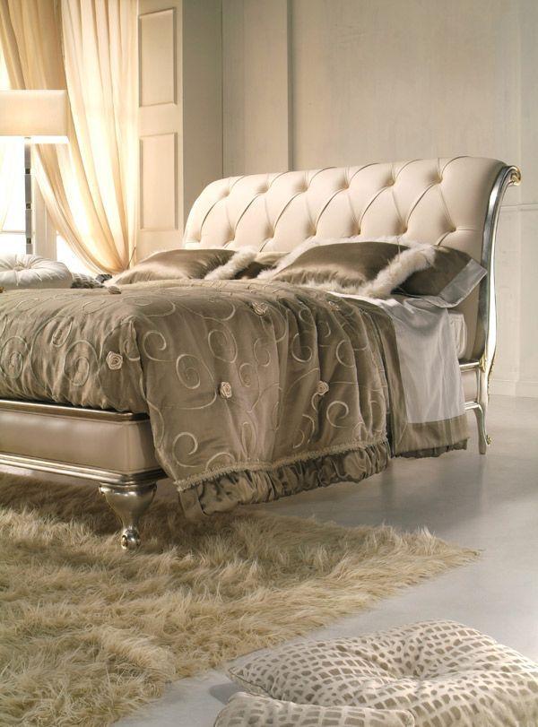 Luxury Bedroom Furniture for Elegant Bedrooms Interior Decoration