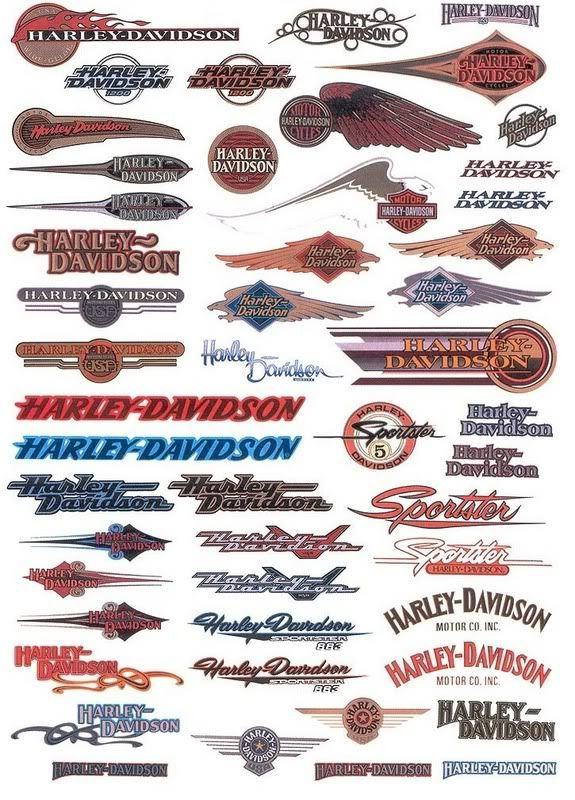 Fuel Tank Emblem Or Decal Harley Davidson Forums FLH Renewal - Stickers for motorcycles harley davidsonsmotorcycle decals and stickers