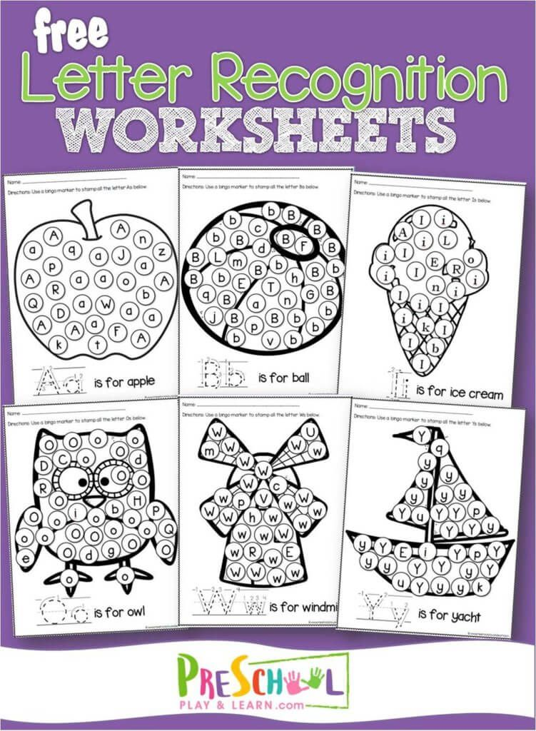 FREE Alphabet Printables These Alphabet Worksheets Are