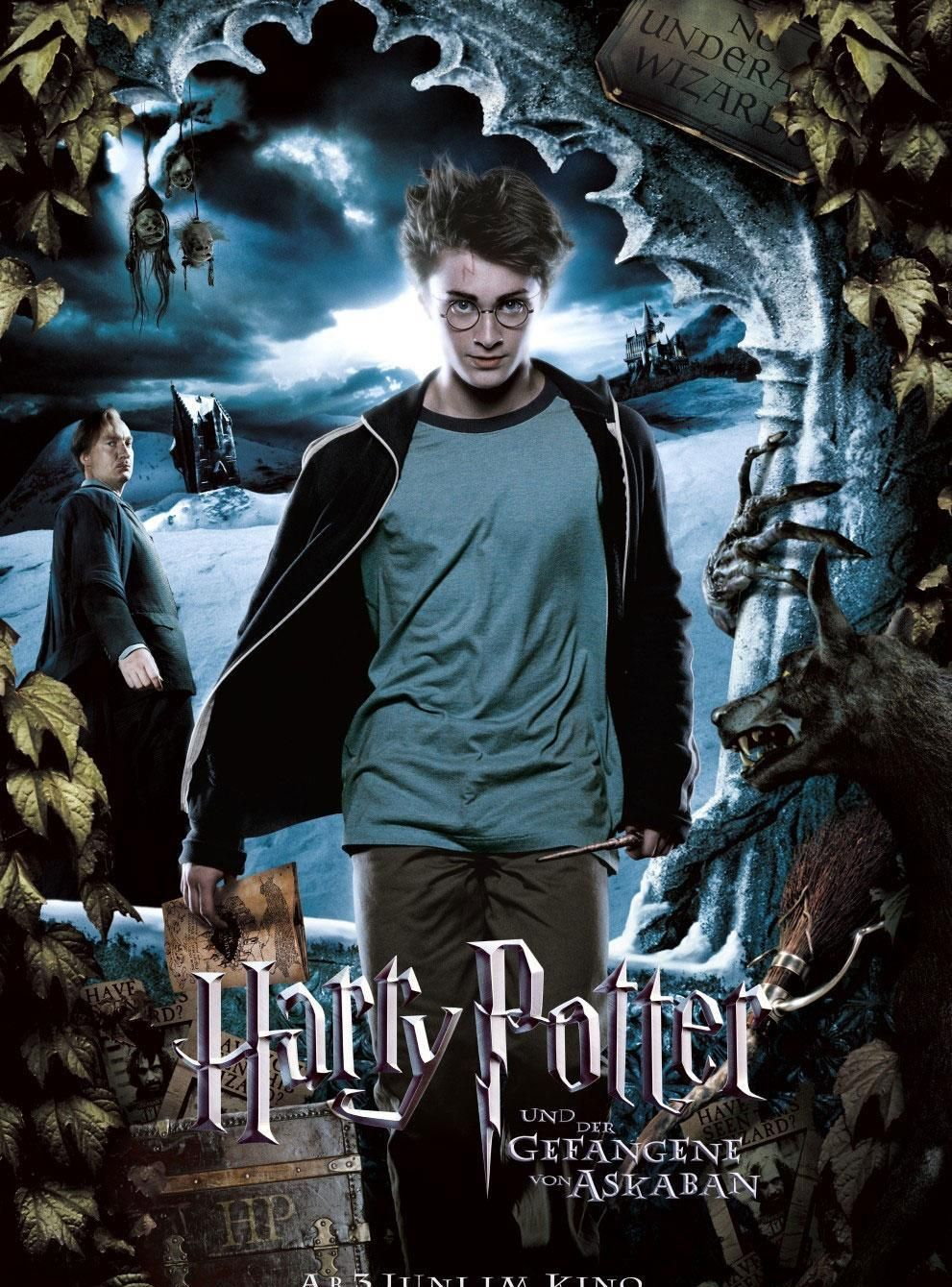 Harry Potter Movie Harry Potter Films The Prisoner Of Azkaban Harry Potter