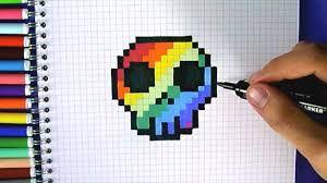 Dessiner Smiley En Pixel Recherche Google Graph Paper