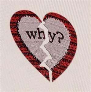 broken  heart broken-heart