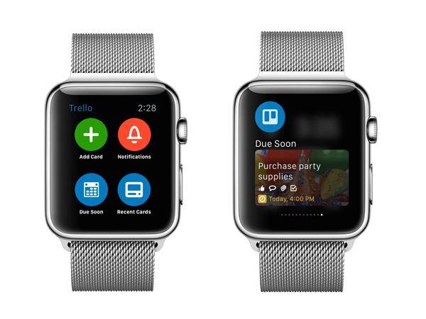 Just In Time Developing Trello For Apple Watch (mit Bildern)