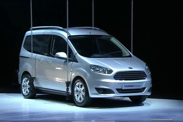 2014 Ford Transit Courier With Images Ford Transit Ford
