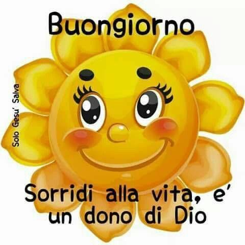 Eccezionale Pin di Cinzia Mangano su Buongiorno versetti | Pinterest | Buongiorno WG32
