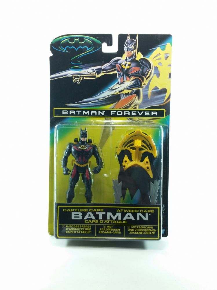 Batman Forever Capture Cape Batman Comicfiguren