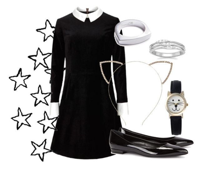 """""""Peter Pan Collar Dress 