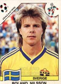 Sheffield Wednesday legend Roland Nilsson