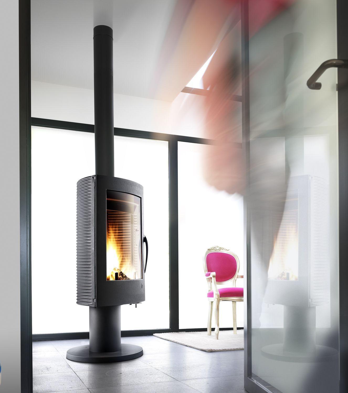 Invicta Pharos From Mr Stoves Brisbane Wood Stove Wood Burning Stove Freestanding Fireplace