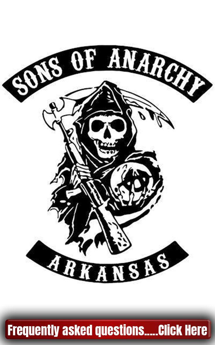 Sons Of Anarchy Logo Soa Sonsofanarchy Logo Sons Of Anarchy