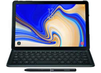 Galaxy Tab S4 10 5 Black Keyboard - Black | Velma's Wishlist