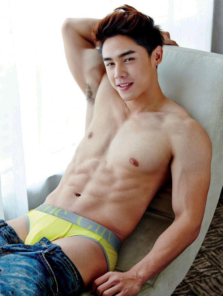 Chinese gay boy