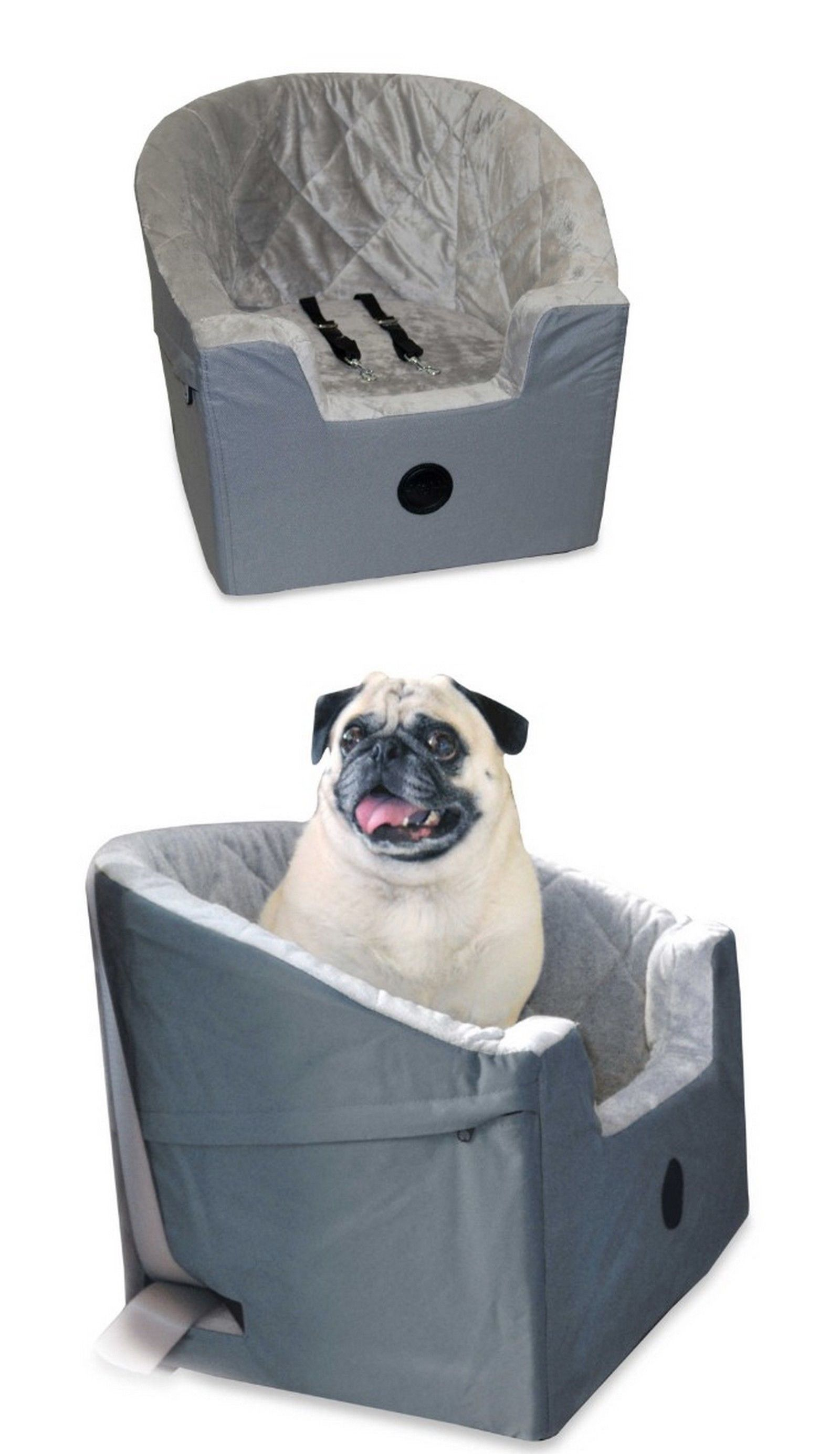 Car seats and barriers seat pet booster car dog travel