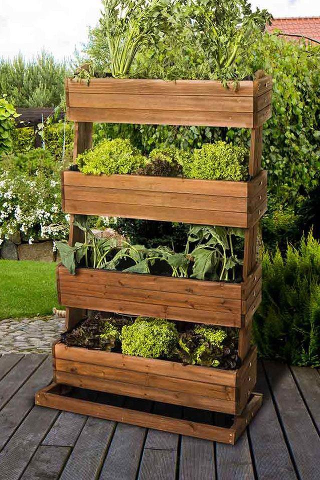 Habt Ihr Wenig Platz Dann Ist Doch Das Hochbeet Cube 4 Von Hecht Genau Richtig Fur Euch Garten Hochbeet Gartenfr Hochbeet Haus Und Garten Garten Terrasse