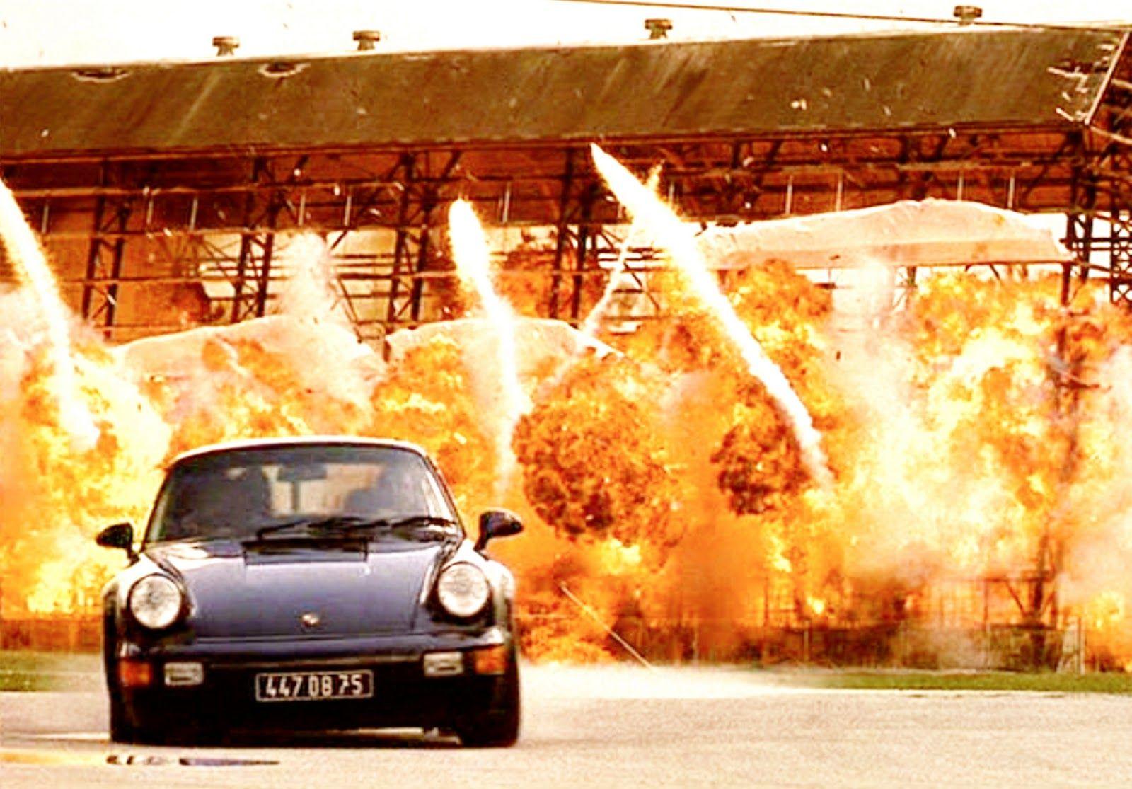 Znalezione obrazy dla zapytania: porsche 964 turbo Mike Lowrey (Will Smith)