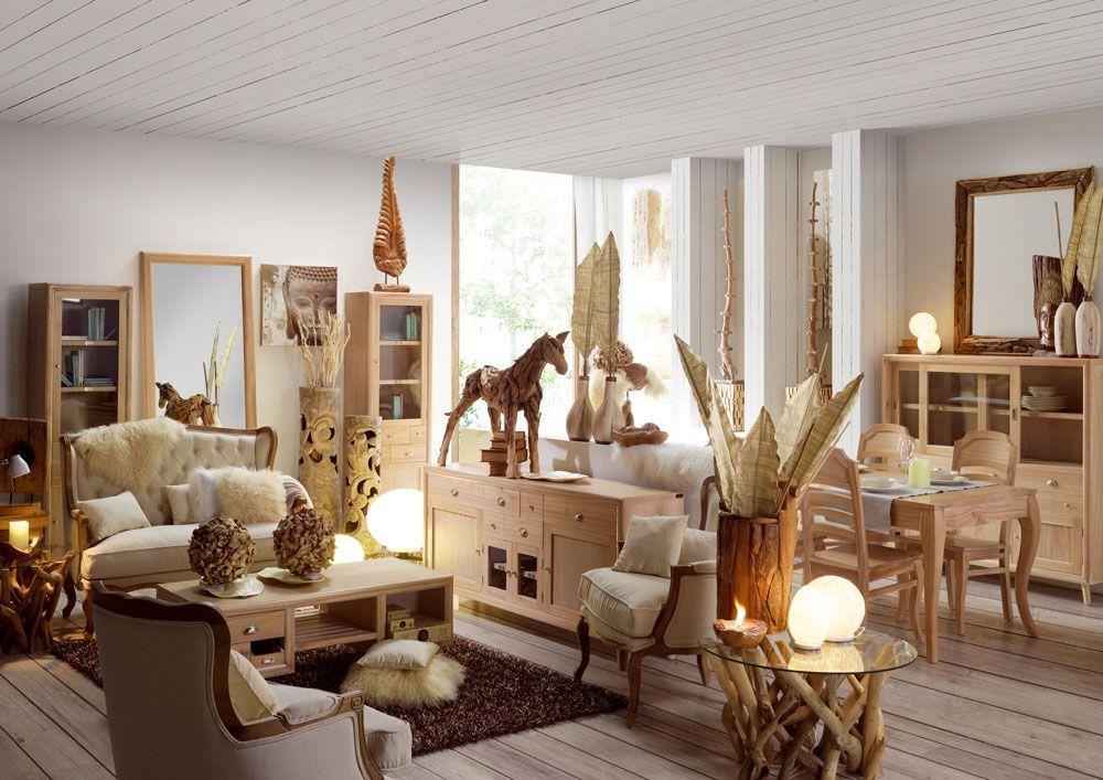 ambientes de salones coloniales formados por muebles etnicos de la coleccion bromo visita nuestra seccion