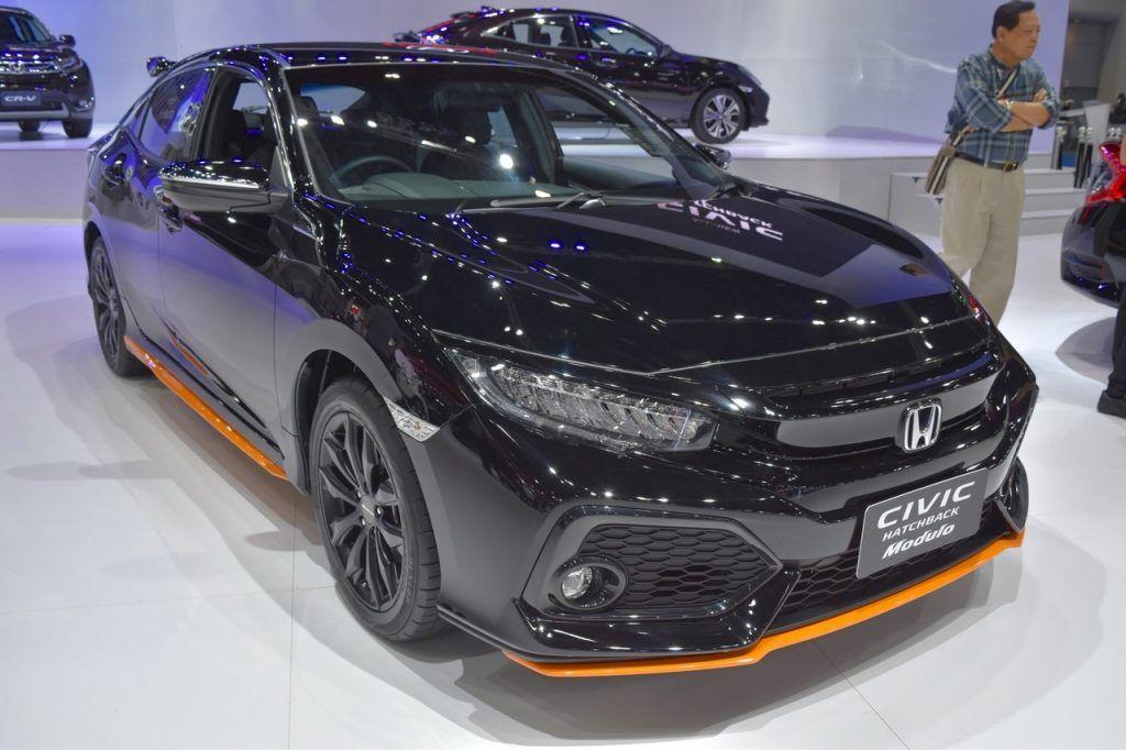 2017 Honda Civic Hatchback Modulo BIMS 2017 Live Honda