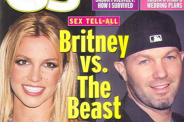 A Look Back At Britney Spears' Life According To Covers Of Us Weekly