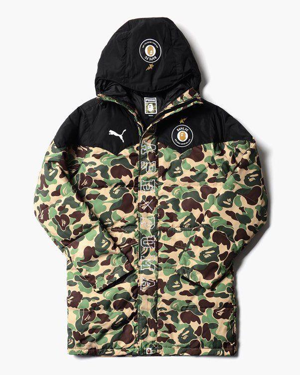 bape x puma jacket