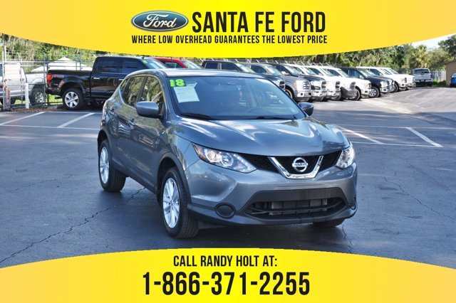Used 2018 Nissan Rogue Sport S FWD SUV For Sale