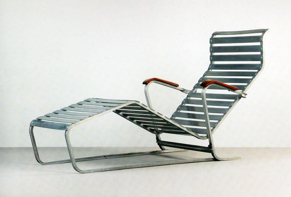 Marcel Breuer Chaise Lounge