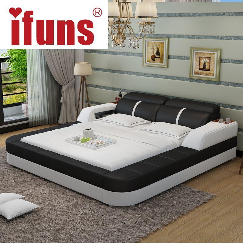 Pokupajte Name Ifuns Luxury Bedroom Furniture Modern Design Na