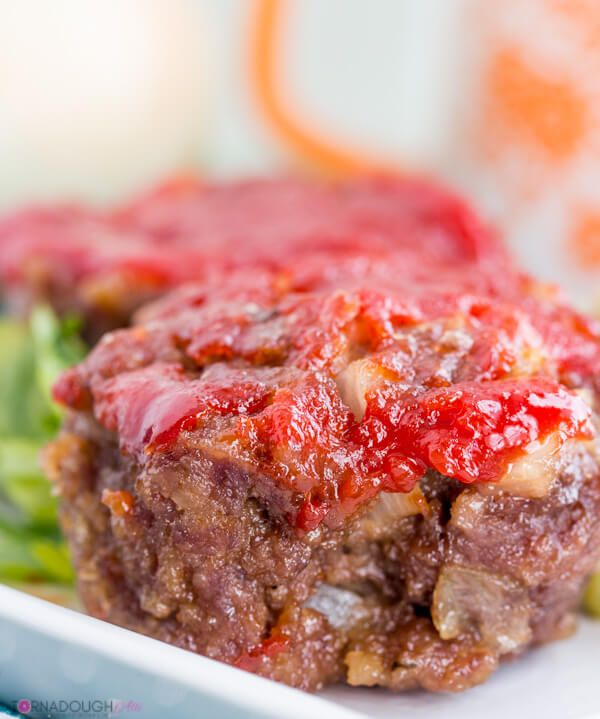 Bacon Brown Sugar Mini Meatloaf A Quick And Easy Weeknight Meal Recipe Meatloaf Chicken Main Dish Recipes Mini Meatloafs