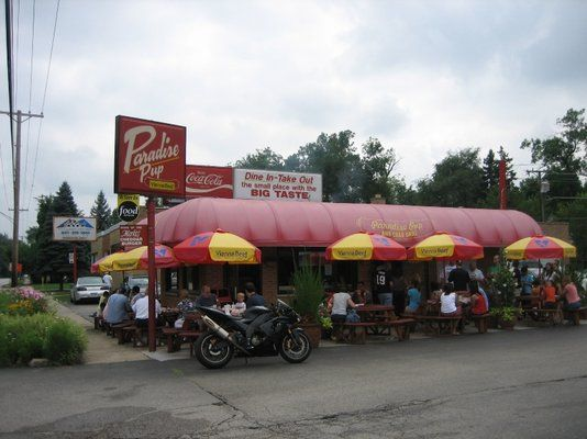 Paradise Pup Des Plaines Il As Seen On Diners Dives And Drive Ins Chef Guy Fieri Diner Pup