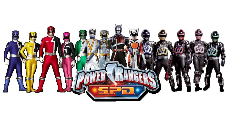Power Rangers Spd Power Rangers Spd Power Rangers Ranger
