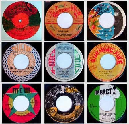 Posts About Reggae On Surface Noise Reggae Vinyl Record Art Record Label Logo