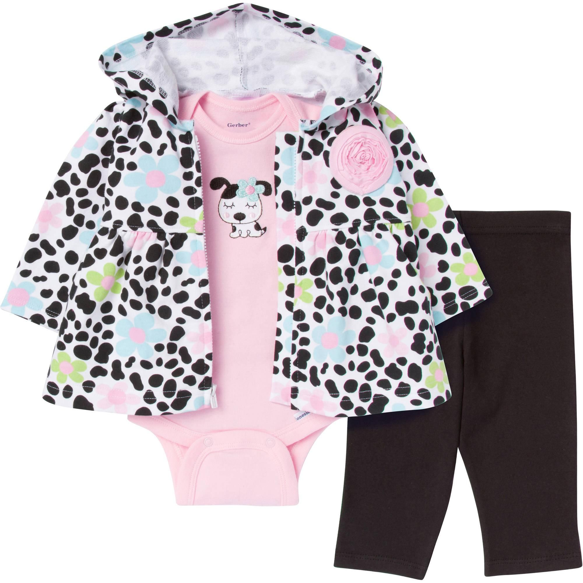 Walmart Baby Girl Clothes Interesting Baby Girl Clothes  Baby & Toddler  Walmart  Baby Stuff Design Ideas