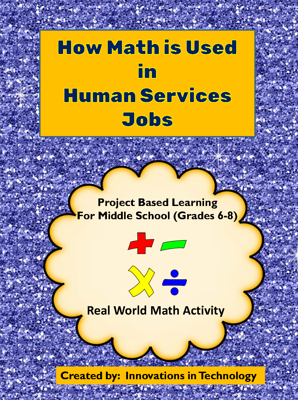 This project has students using realworld math skills to