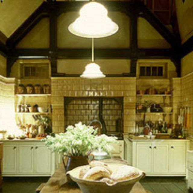 "Dream Kitchen....from ""Practical Magic"""
