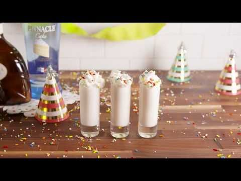 Check out Birthday Cake Shots Its so easy to make Birthday