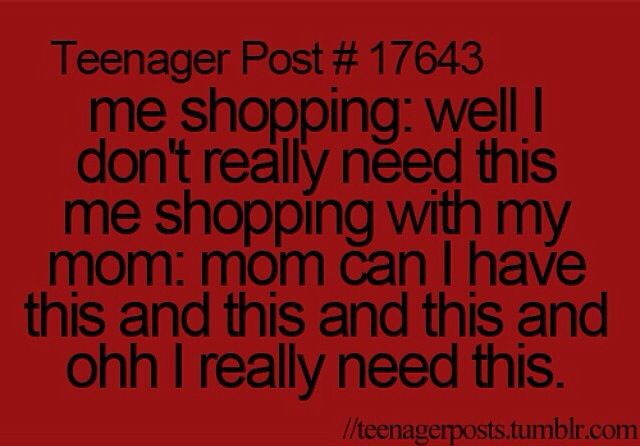 It S Different When You Have To Buy It With Your Own Money Teenager Posts Funny Teenager Posts Relatable Teenager Posts