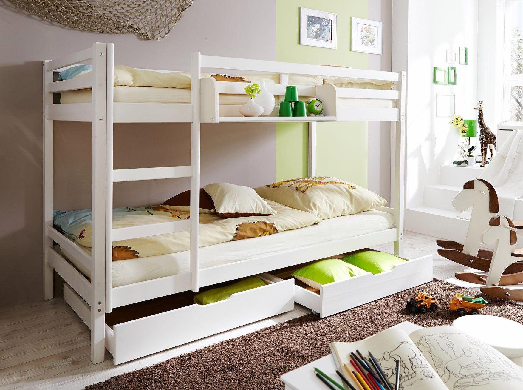 ticaa etagenbett rene kiefer jetzt bestellen unter - Coolste Etagenbetten