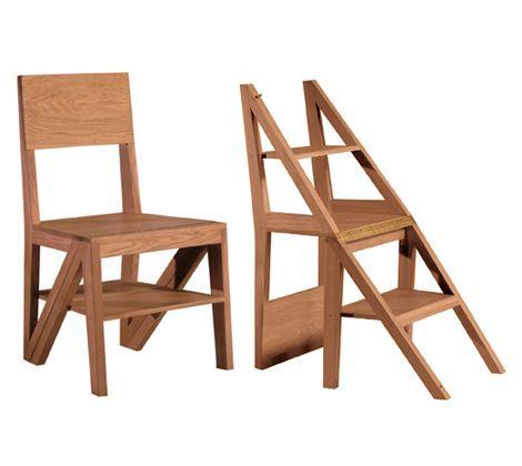 Conheca Os Moveis No Estilo 2 Em 1 Que Podem Fazer Milagres Na Sua Casa Resource FurnitureSmall SpacesLadder