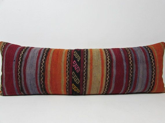 big decorative pillows fluffy 16x48 natural kilim pillow society big decorative long body euro pillows large bed extra case lumbar 157 12x24