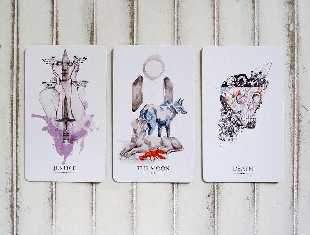 Linestrider Tarot, Tarot, Tarot Decks