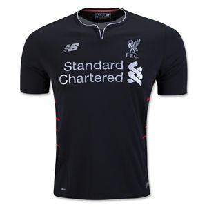 Liverpool 16/17 Away Soccer Jersey - WorldSoccerShop.com